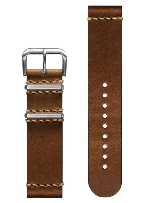 bracelet cuir 22mm