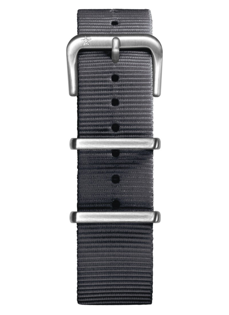 Nato Nylon Anthracite 20 mm