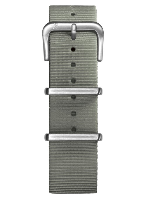 Nato Nylon Light grey 20 mm