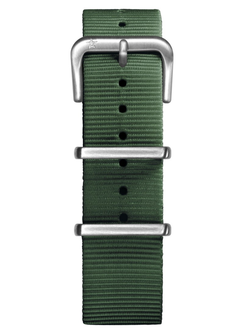 Nato Nylon Vert 20 mm