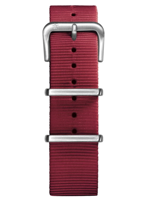 Nato Nylon Red 20 mm