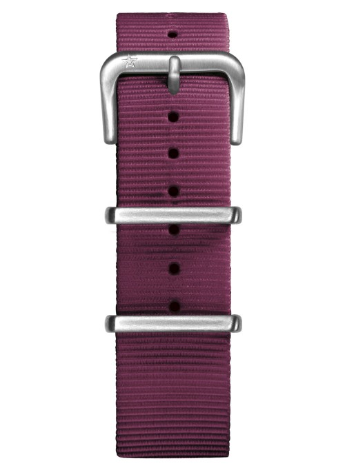 Nato Nylon Plum 20 mm