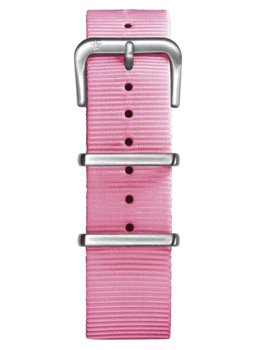 Nato Nylon Rose 20 mm