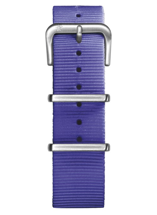 Nato Nylon Lilas 20 mm