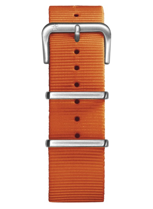 Nato Nylon Orange 22 mm