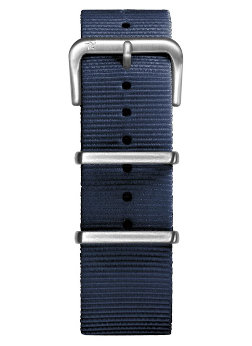 Nato Nylon Navy 22 mm