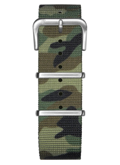 Nato Nylon Camouflage  22 mm