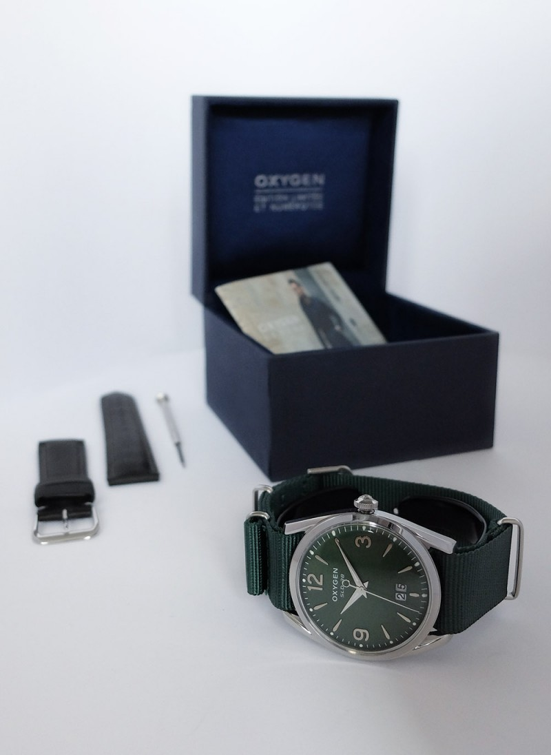 Coffret Sport 38 Green