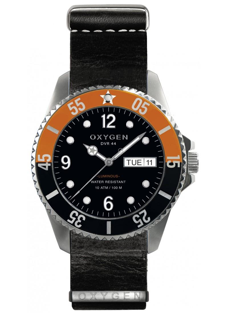 Diver 44 Snooker Bracelet Noir