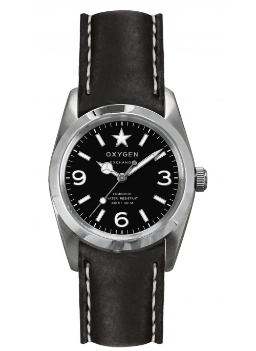 Sport 34 Washington Bracelet Noir