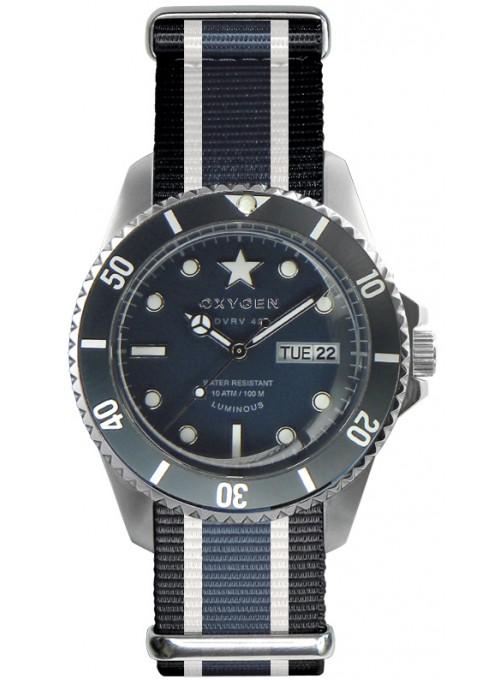 Diver Vintage 42 Black Ivory Jean Strap