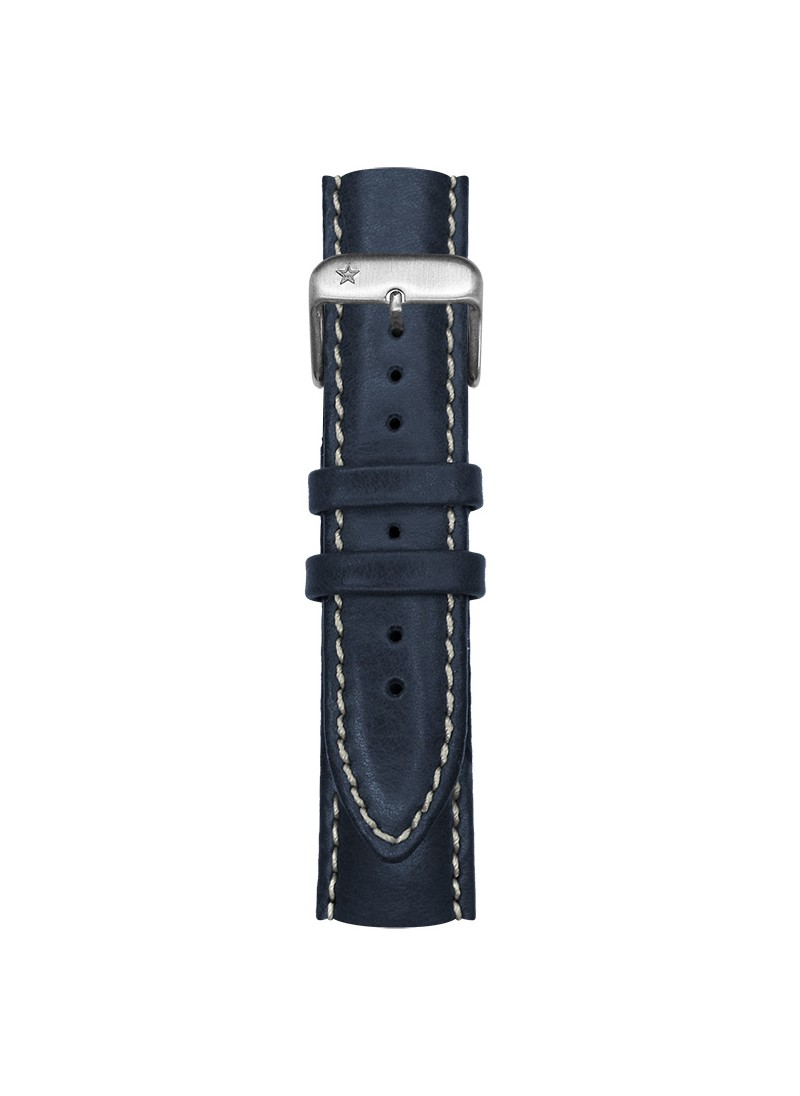 Classic Leather Navy 20 mm