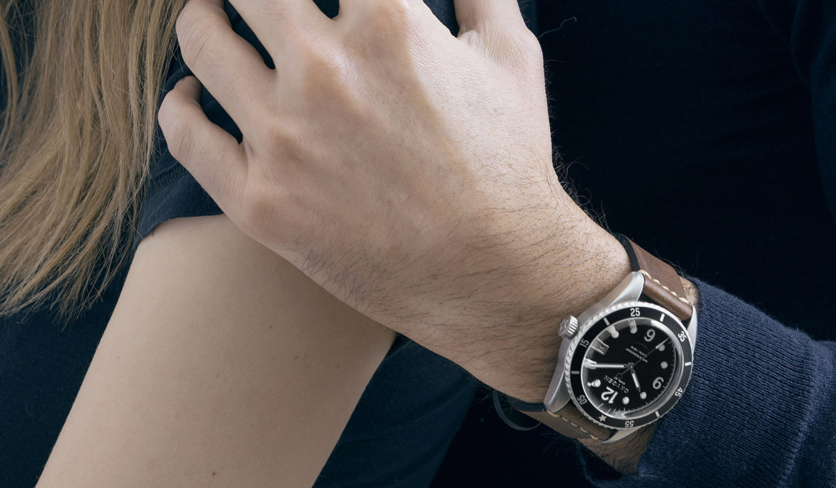 montre diver legend
