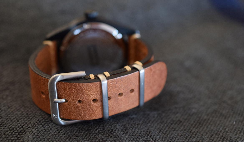bracelet cuir 22 mm